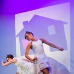 Jane Franklin Dancecompany members in rehearsalat Theatre on the Run, Arlington12/22/2014Original Filename JFD_141222_184